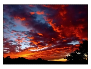 New Mexico,Tramonto Sunset
